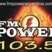 Radio Power 103.5 Logo