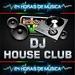 Rádio DJ House Club Logo