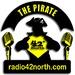 Radio 42 North Logo
