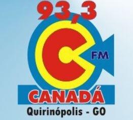 Rádio Canadá FM - Canadá Quirinópolis