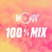 Radio France - Mouv' 100% MIX Logo