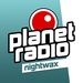 planet radio - Nightwax Logo