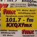 FmX - KXQX Logo