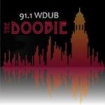 91.1 WDUB - WDUB Logo