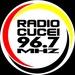 RADIO CUCEI FM Logo