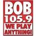 BOB 105.9 - WQBB Logo