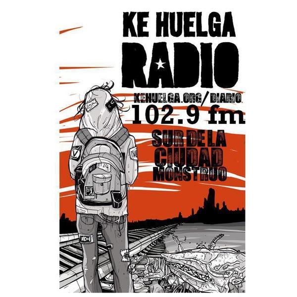 Ké Huelga Radio