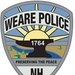 Weare, NH Police Logo