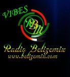 Radio Belizemix - Vibes Logo