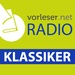 vorleser.net-Radio - Klassiker Logo