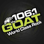 106.1 The Goat - CKLM-FM