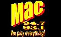 MaC 94.7 FM - KMCN