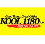 Kool Radio AM - WSKP Logo