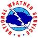 N0NWS 145.490 MHz Southwest Missouri SkyWarn Severe Weather Net Logo