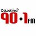 Radio Caledonia FM 90.1 Logo