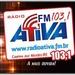 Rádio Ativa FM Logo
