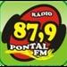 Rádio Pontal 87.9 Logo