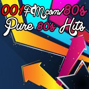 001FM.com - Pure 80s Hits