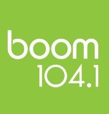 Boom 104.1 - CFZZ-FM