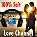 100% Soft RIW LOVE CHANNEL Logo