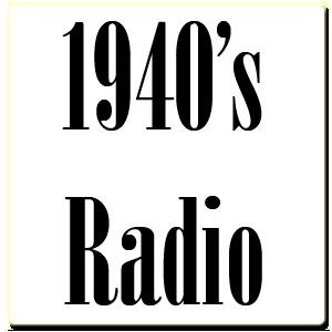 1940's Radio Station