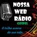 Nossa Web Rádio Gospel Logo