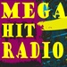 Mega Hit Radio - 70's and 80's Muziek Logo