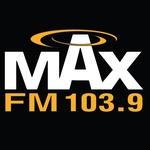 103.9 MAX FM - CFQM-FM Logo