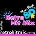 Retro 80's & 90's The Pulse FM - RetroHitMix Logo