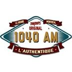 1040 AM, L'authentique - CJMS