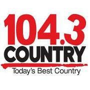 Country 104.3 - CJQM-FM