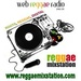 Reggae Mix Station Logo