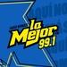 La Mejor FM 99.1 - XHSL Logo