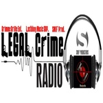 Legal Crime Radio Logo