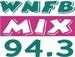 Mix 94.3 - WNFB Logo