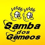 Rádio Samba dos Gêmeos Logo