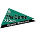 The Game 730AM - WVFN Logo
