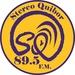 Stereo Quibor 89.5 Logo