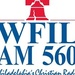 WFIL AM 560 - WFIL Logo