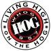 95.7 The Hog - WHOG Logo