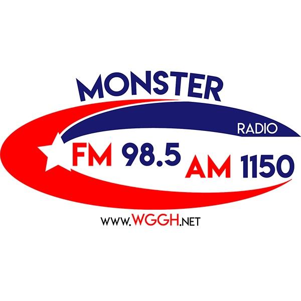 Monster Radio FM 98.5 AM 1150 - WGGH