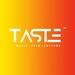 Dash Radio - TASTE - Hip-Hop Culture Logo