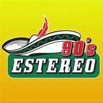Estereo 90s Logo