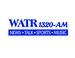 1320 WATR - WATR Logo