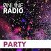 0nlineradio - Party Logo