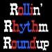 Rollin Rhythm Roundup (RRR) Logo