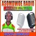 Asomdwoe Radio Logo