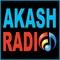 Aakash Radio Logo