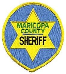 Maricopa County, AZ Sheriff (West)