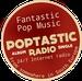 Poptastic Radio Logo